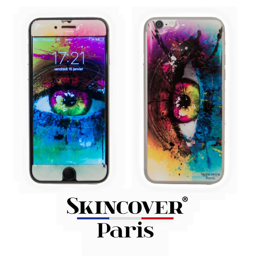 Patrice Murciano Skincover Iphone