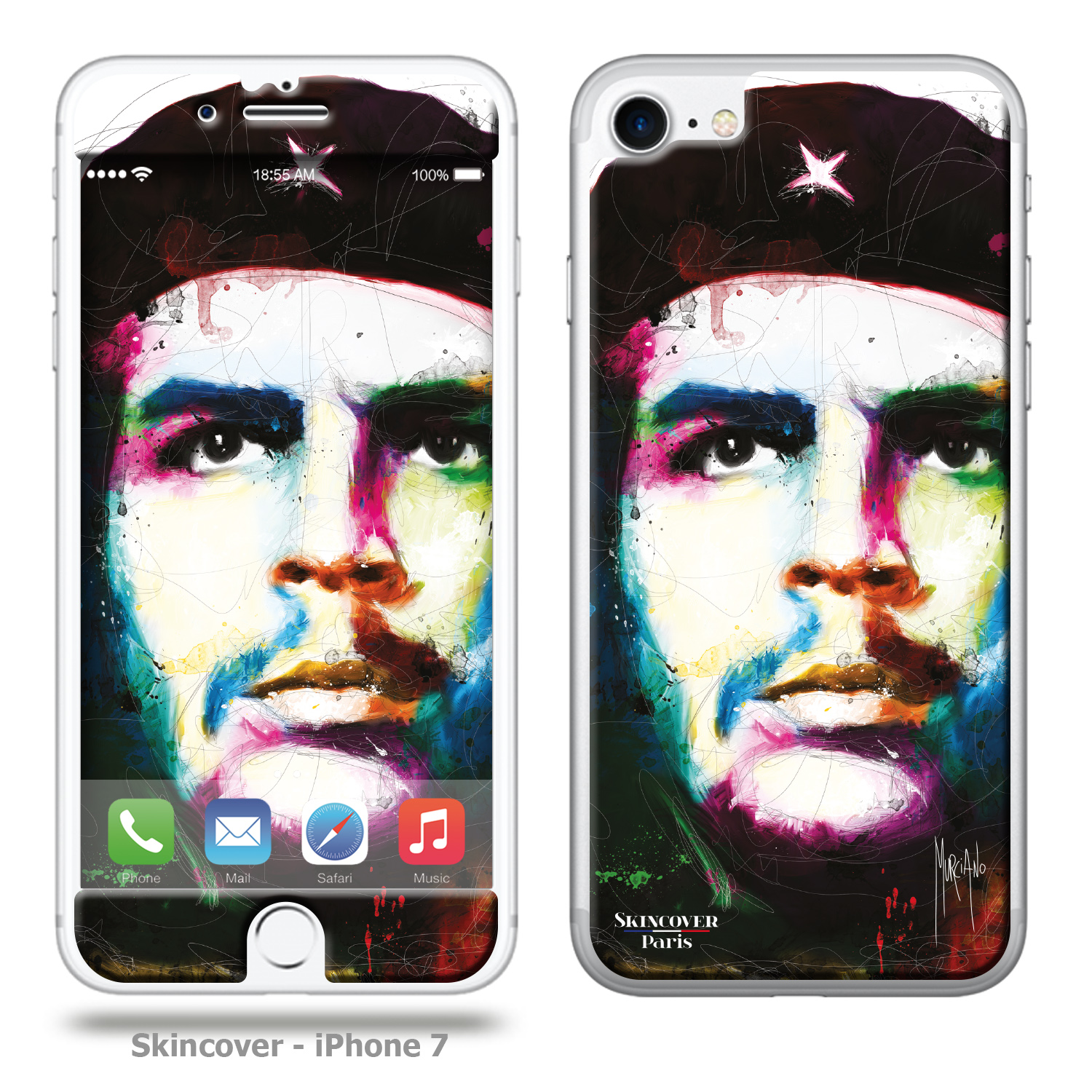 Skincover Che Guevara Iphone 7 Murciano
